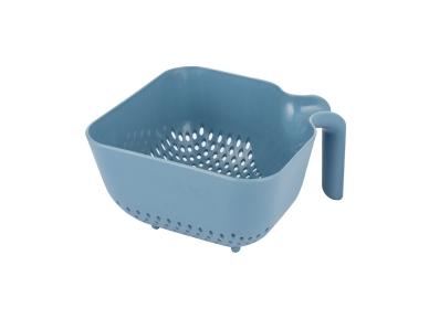 弯柄滴水篮小号(FS-7946-蓝)